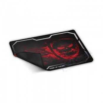 Tapis Souris Gaming Spirit Of Gamer Smokey Skull Rouge SOG-PAD01XLR Tunisie