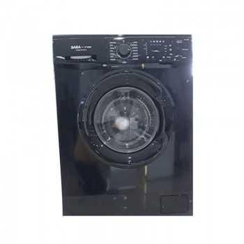 Machine à laver Saba 7Kg FS710 B Noir Tunisie