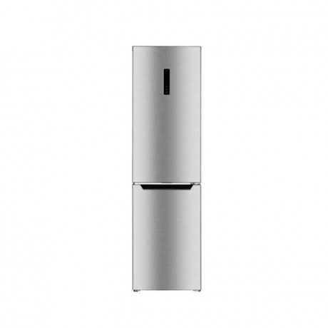 Réfrigérateur combiné Nofrost Saba 381L avec afficheur FN2-47S silver Tunisie