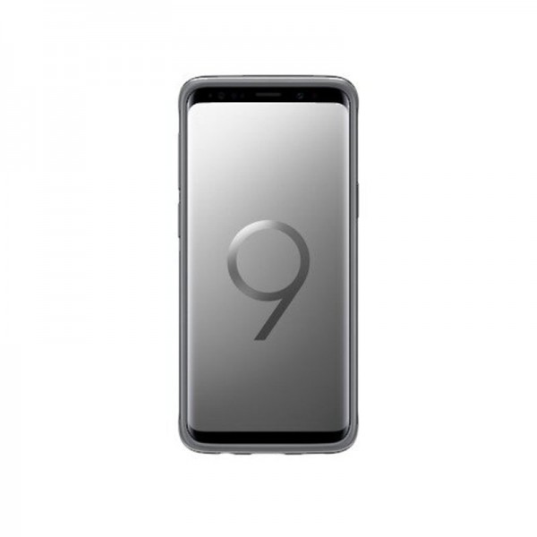 Protective Standing Cover Galaxy S9 Silver EF-RG960CSEGWW Tunisie