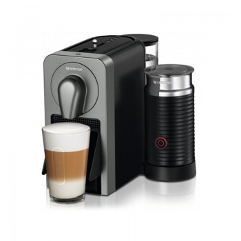Machine à Café KRUPS Nespresso Prodigio & Milk Avec Mousseur Bluetooth XN411 Tunisie