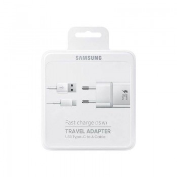 Chargeur Rapide Samsung USB type C 15W EP-TA20EWECGWW Tunisie