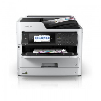 Imprimante EPSON WorkForce Pro WF-C5710DWF 4En1 Couleur Wifi C11CG03402 Tunisie