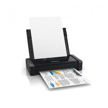 Imprimante jet d'encre EPSON WORKFORCE WF-100W Couleur WiFi C11CE05403 Tunisie