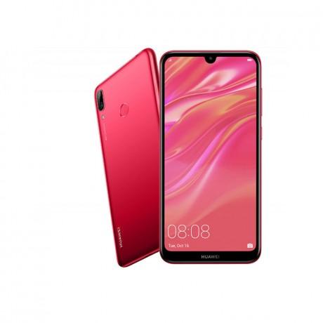 Smartphone HUAWEI Y7 Prime 2019 64G Rouge
