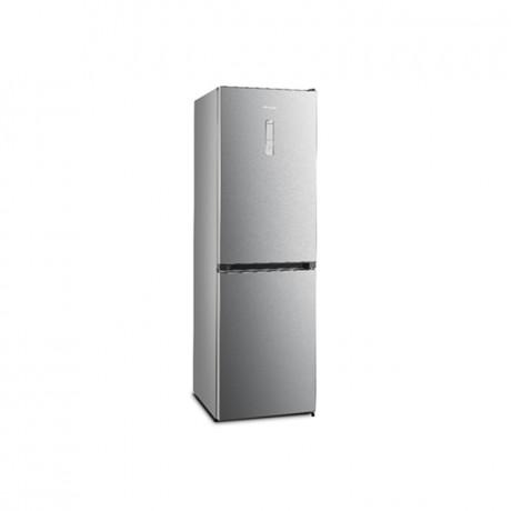 Réfrigérateur Combiné HISENSE  RD-41WC + Afficheur Silver