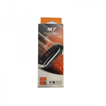 MP3 CARS BLOUTOTH M7