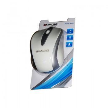 Souris Optique USB Macro KM-555-Blanc prix tunisie