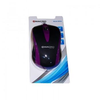 Souris Optique USB Macro KM-555-Violet prix tunisie