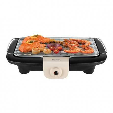 Barbecue électrique Tefal Easygrill Power Table BG90C814