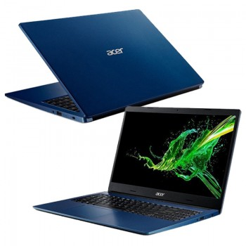 Pc Portable ACER Aspire i3 8è Gén 4Go 1To Bleu (NX.HG7EF.001)