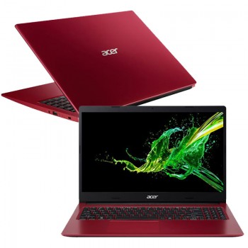 Pc Portable ACER Aspire i5 10è Gén 8Go 1To Rouge (NX.HNUEF.003)