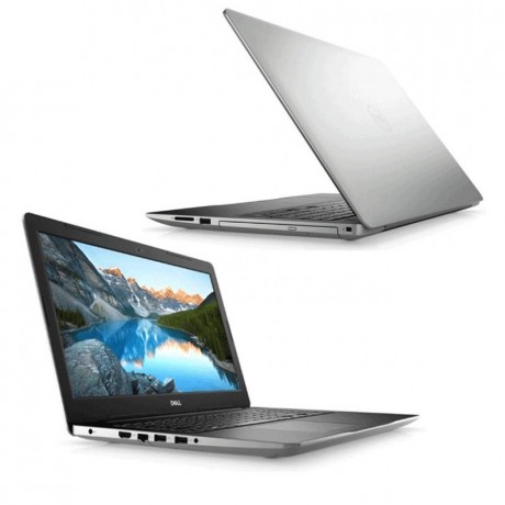 Pc Portable DELL Inspiron 3581 i3 7è Gén 4Go 1To Silver (3581-S)
