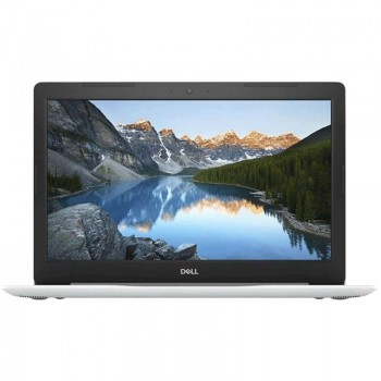 Pc Portable DELL Inspiron 3581 i3 7è Gén 4Go 1To Blanc (3581-W)