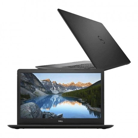Pc Portable DELL Inspiron 3581 i3 7è Gén 8Go 1To Noir (3581-8G)