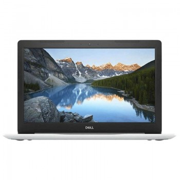 Pc Portable DELL Inspiron 3581 i3 7è Gén 4Go 1To Blanc (3581I3-2G-WHITE)