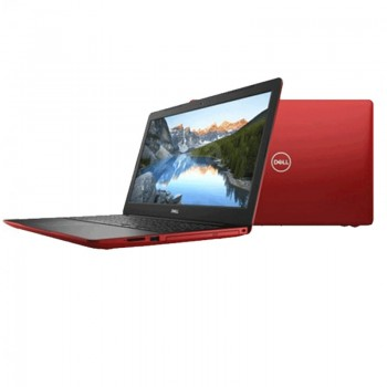 Pc Portable DELL Inspiron 3580 i5 8è Gén 8Go 1To Rouge (3580-I5-R)