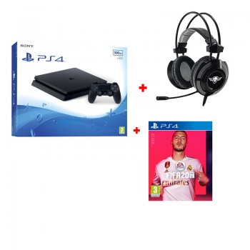 Console PS4 500G+ FIFA 20+...