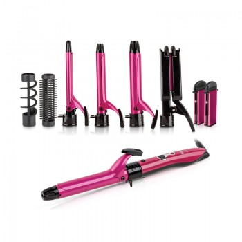 Ensemble De Coiffure FAKIR Pixie 5in1 62 Watts Rose