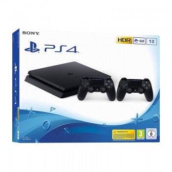 Console Sony PS4 1 To Noir...