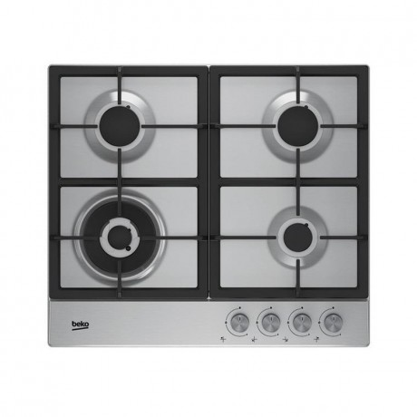 Plaque de cuisson encastrable BEKO HIAW64225SX