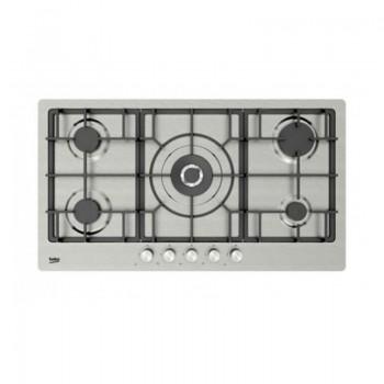 Plaque de cuisson encastrable Beko 5 feux inox HIMW95225SXE prix tunisie