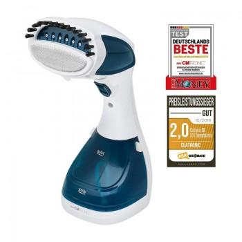 Défroisseur de Vêtements À Main CLATRONIC DB3717 1100W - Blanc&Bleu