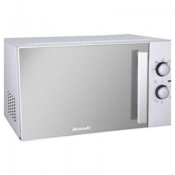 Micro onde Brandt 26L SM2606S 900W Silver