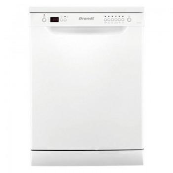 Machine Lave vaisselle BRANDT DFH12227W 12 Couverts - Blanc prix tunisie