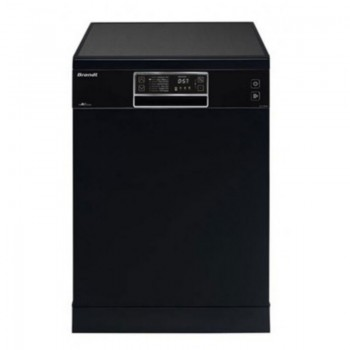 Machine Lave vaisselle BRANDT DFH14524B 14 Couverts - Noir prix tunise
