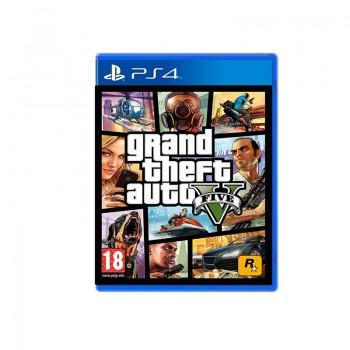 Jeux PS4 GTA 5 prix tunisie