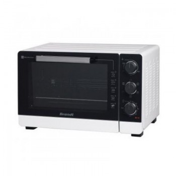 Four Posable FC405MW Brandt 2100 Watt - 40 L - Blanc  prix tunisie
