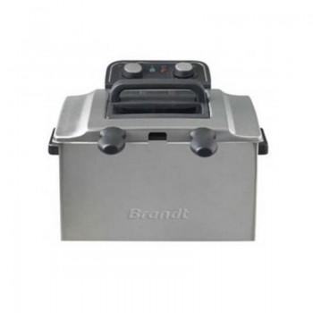 Friteuse Brandt 3000 Watt - 5 L FRI2202E Inox