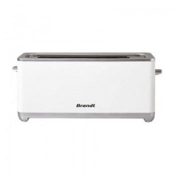 Grille pain Brandt GP1000EW 800 Watt - Blanc prix tunisie
