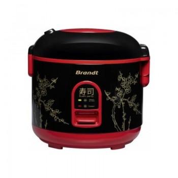 Machine à Sushi Brandt SUP515 avec accéssoires 500 Watt - 1.2 L - Rouge&Noir prix tunisie