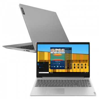PC Portable LENOVO IdeaPad S145 i3 10Gén 4Go 1To Silver (81W8009LFG)
