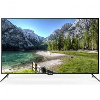 "Téléviseur VEGA 55"" UHD LED 4K Smart Flat Noir"