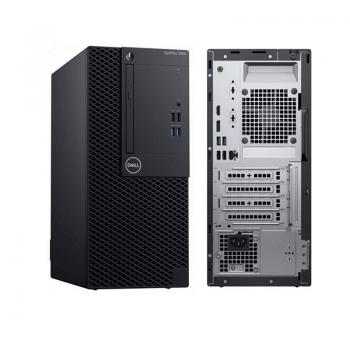 PC de Bureau DELL OptiPlex 3060 i3 8è Gén 4Go 1To