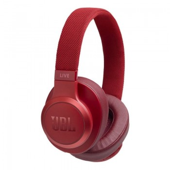 CASQUE SANS FIL BLUETOOTH JBL LIVE 500BT / rouge