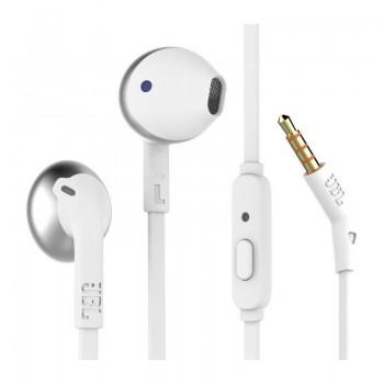 Écouteur JBL T205 CRM - Blanc