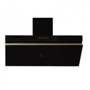 Hotte cheminée MONTBLANC HC60BL 60 cm-Noir prix tunisie