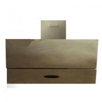 Hotte décorative MONTBLANC HDI90X 90 cm-Inox prix tunisie