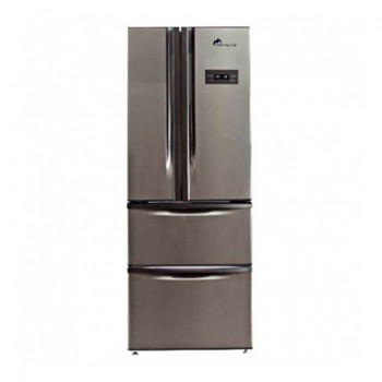 Refrigérateur Mont Blanc 350L Side By Side Inox RMM400X