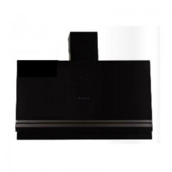 Hotte décorative MONTBLANC HDP60B 60 cm-- Noir prix tunisie
