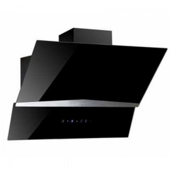 Hotte décor + RC MONTBLANC HDR90BLX 90 cm - Noir prix tunisie