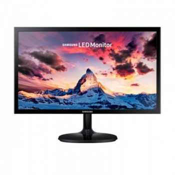 "Ecran SAMSUNG 24"" LED FULL HD S24F350FHM Noir Tunisie"