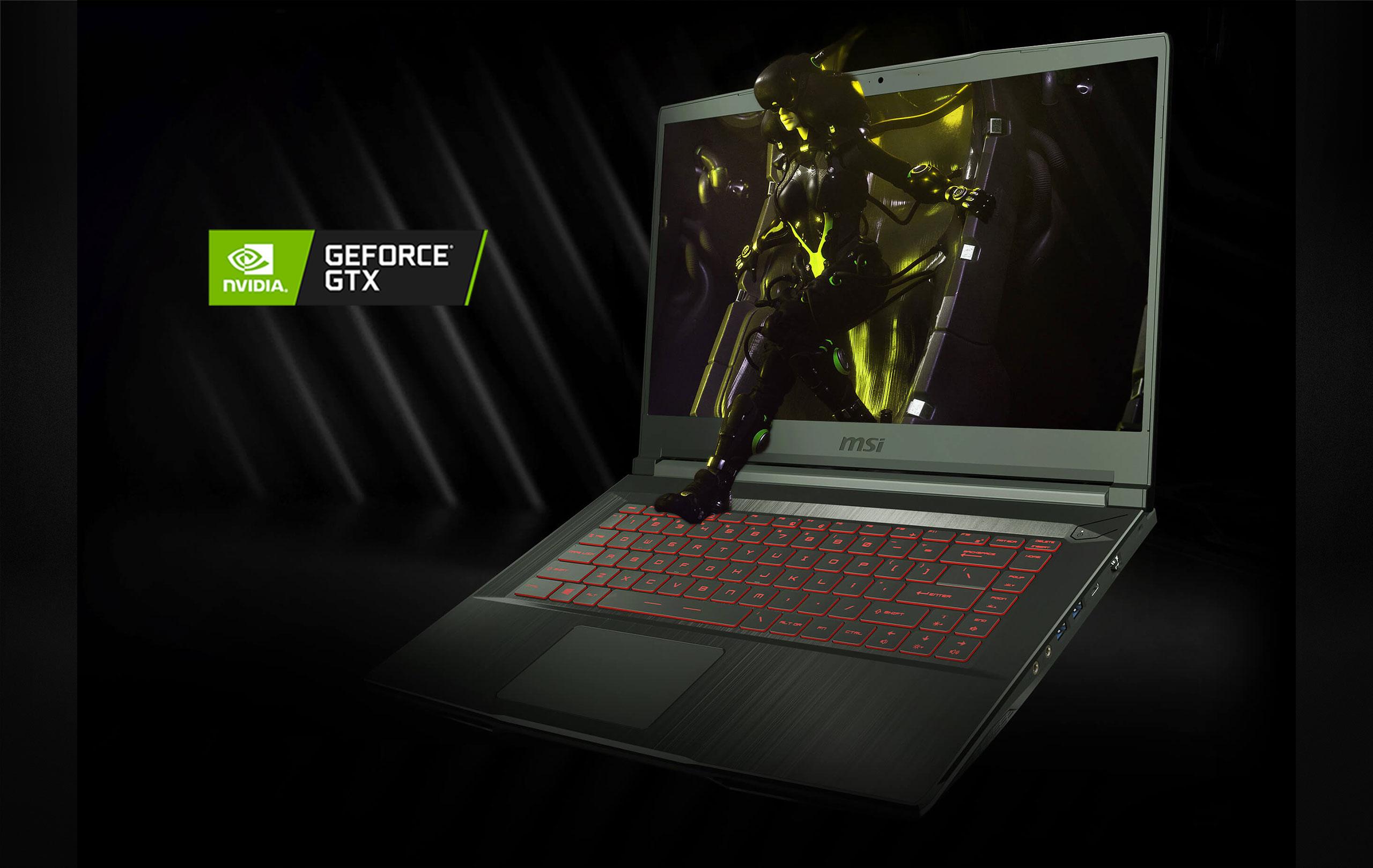 PC Portable Gamer MSI prix tunisie