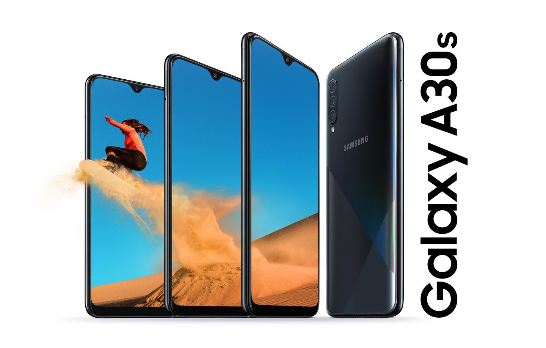 Smartphone SAMSUNG Galaxy A30S Tunisie